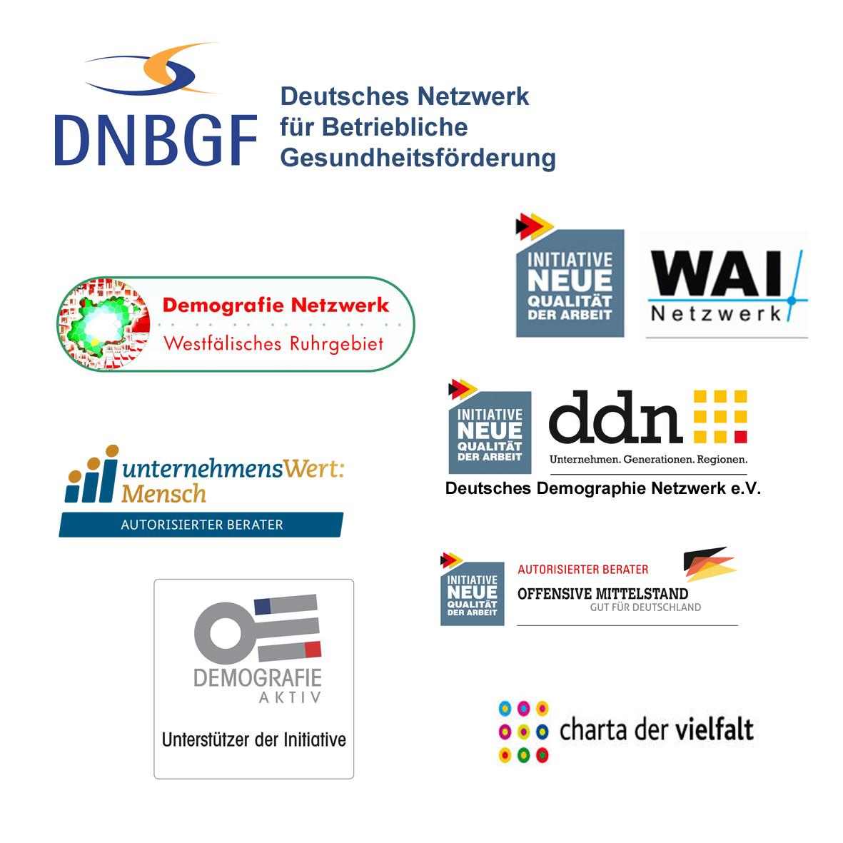 Netzwerke zur Demografieberatung